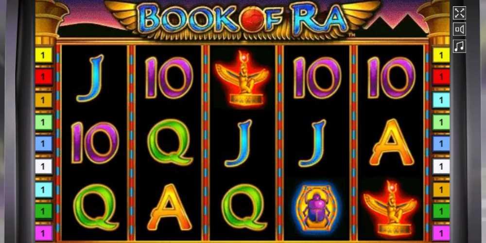 Book Of Ra Demo Sky